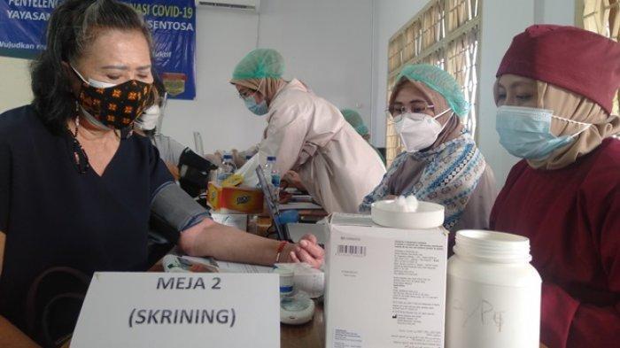 Vaksinasi di Kota Jambi Jelang Ramadhan Ditarget 1.000 Orang Per Hari