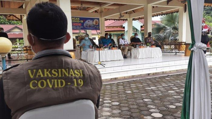 Pejabat Hingga Forkopimda di Bungo Bakal Divaksin, Mashuri Harap Masyarakat Tak Termakan Isu Hoax