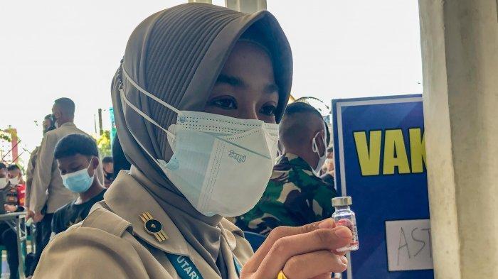 8 Persen Capaian Vaksinasi Remaja, Dinkes Jambi Kesulitan Jangkau Vaksinasi di Daerah