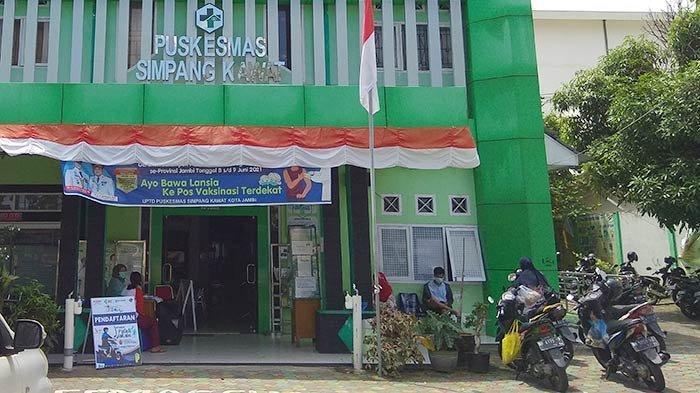 Vaksin di Kota Jambi Menipis, Vaksinasi di Puskesmas Simpang Kawat Sementara Terhenti
