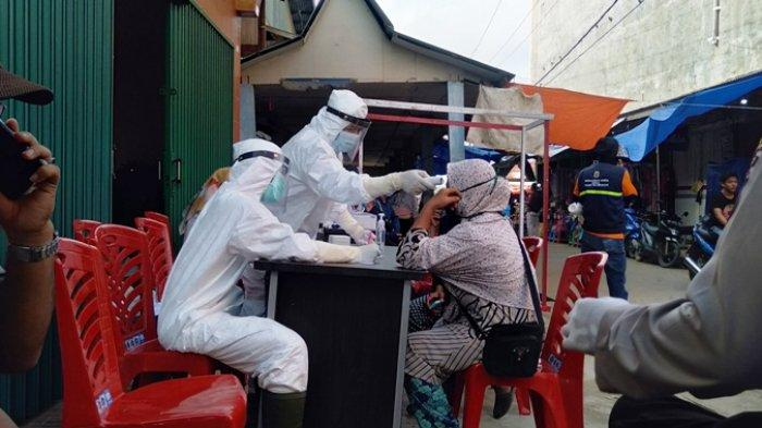 Vaksinasi di Tanjabtim, Lansia jadi kalangan prioritas.