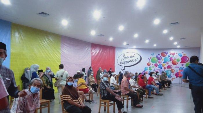 Lippo Plaza Jambi Buka Layanan Vaksinasi untuk Lansia