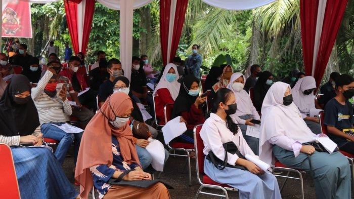 Banyak Vaksinasi Massal, Wakil Gubernur Jambi Berharap Herd Immunity Tercapai
