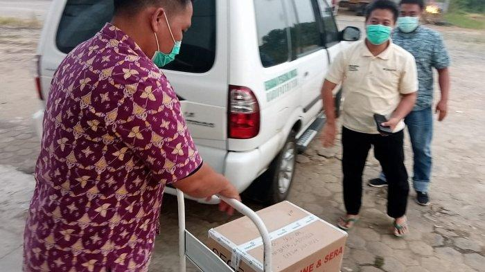 Vaksinasi Tahap Dua Tebo Dimulai Pekan Depan, Jatah ASN, TNI dan Polri