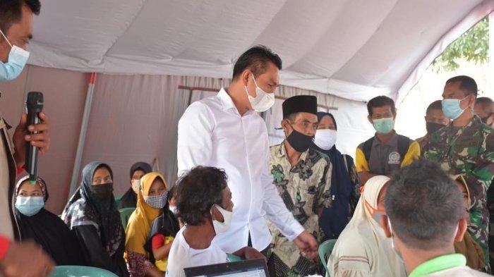 Dikomandoi Bupati Batanghari Fadhil Arief, 17 Ribu Masyarakat Ikut Vaksinasi Massal
