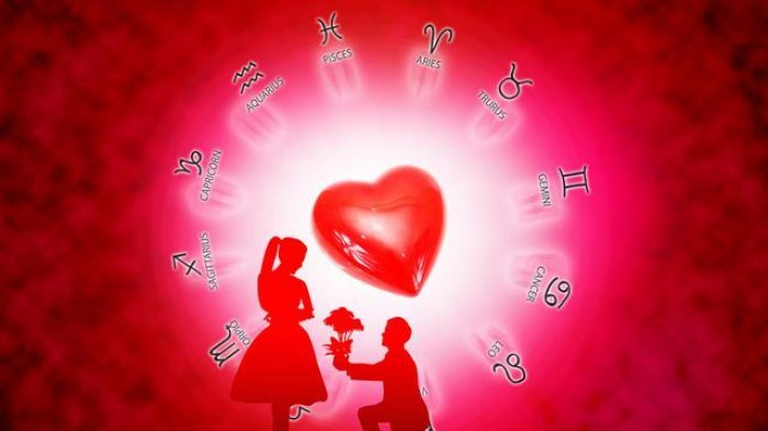 Spesial Valentine Day! 4 Zodiak Beruntung Minggu 14 Februari 2021, Leo Ciptakan Komitmen Serius