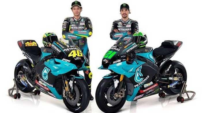 HASIL Lengkap FP 3 MotoGP 2021 di Sirkuit Losail Qatar Malam Ini, Rekan Rossi Lagi-lagi Tercepat