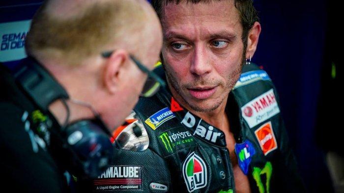 UPDATE MotoGP 2021, Ambisi Rossi hingga Nasib Sirkuit Mandalika, Intip Tim dan Pebalap MotoGP Baru