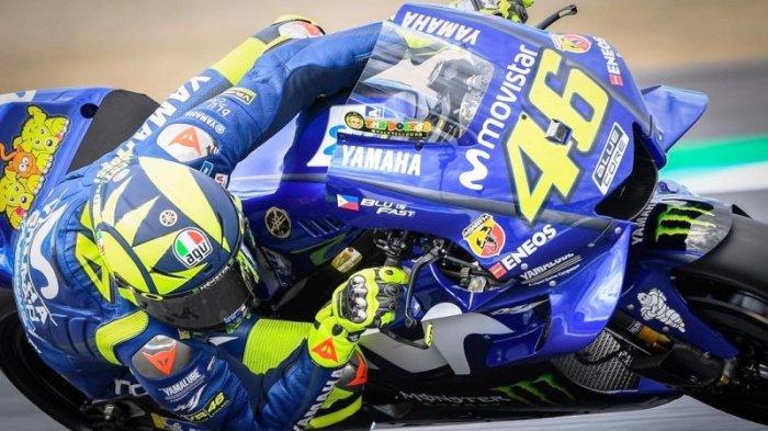 Berikut Deretan Musuh Terberat Valentino Rossi, Bahkan Ada yang Sampai Disumpah Oleh The Doctor