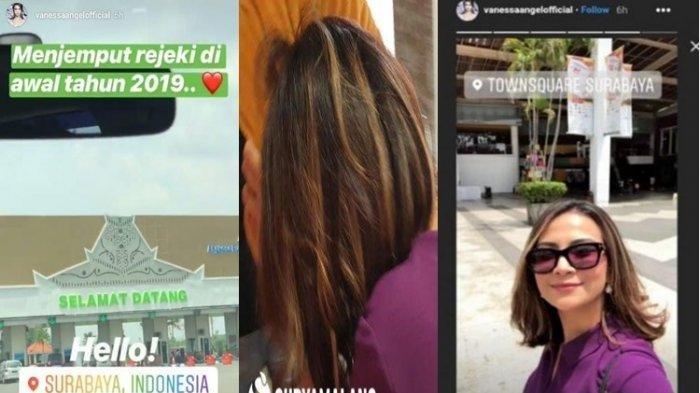Sebelum Diciduk Polisi, Vanessa Angel Unggah Video ini di Surabaya, Soal Rezeki dan Penampakan Hotel