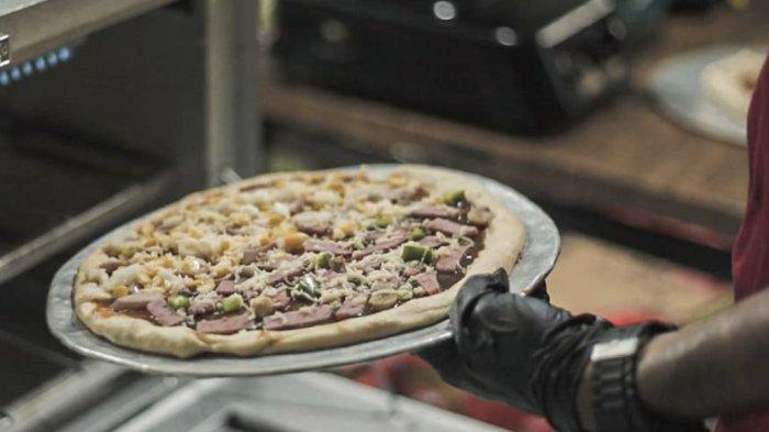 Varian menu di pizza Qta