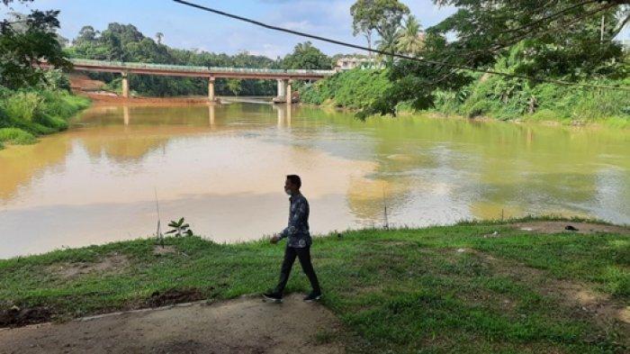 TSS Sungai Batang Masumai di Angka 32 dan 31, Akibatkan Gatal-gatal dan Korengan Jika Digunakan