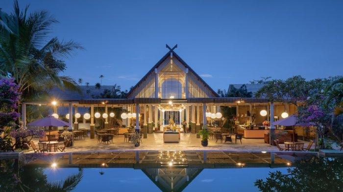 Ada Pulau Cinta yang Instagramable, Ikon Baru RumahKito by WH Resort Terbaik di Kota Jambi