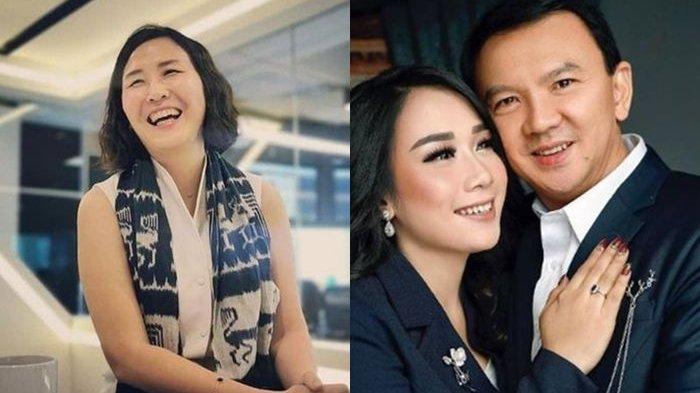 Veronica Tan yang Kini Masih Betah Menjanda, Masih Simpan Foto Bersama Ahok Walaupun Sudah Bercerai