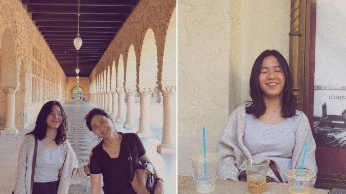 Tinggal di Amerika Serikat, Putri Cantik Ahok Tetap Mandiri, Jago Masak Seperti Veronica Tan