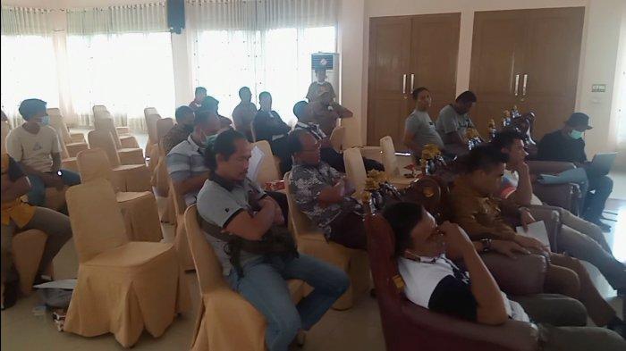 Raker Cabor Berujung Panas, Ini Penjelasan Ketua Koni Tebo Robi Harja