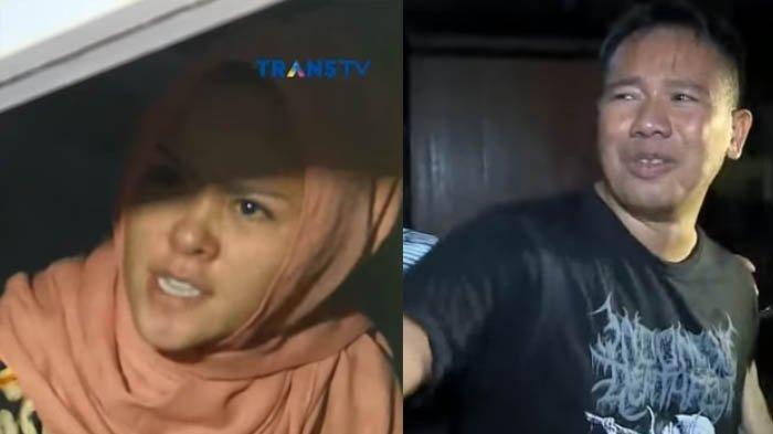 Ini Pria yang Diduga Selingkuh dengan Angel Lelga saat Digerebek Vicky Prasetyo