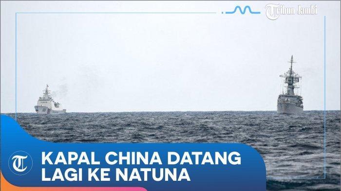 Terungkap Percakapan TNI AL dan Coast Guard China di Tengah Laut, Digertak Balik Nantang