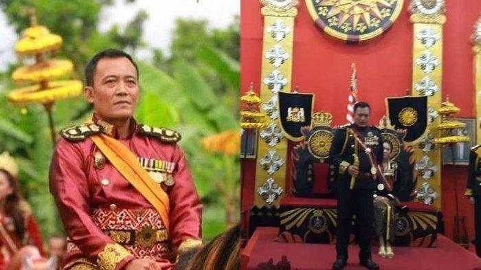 Totok Santoso Hadiningrat Dipercaya Pengikutnya adalah Kaisar Sinuhun, Keturunan Eyang Majapahit