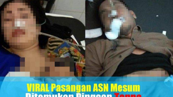 Oknum PNS Asahan yang Kepergok Pingsan Tanpa Celana Dalam di Mobil Akhirnya Dipenjara