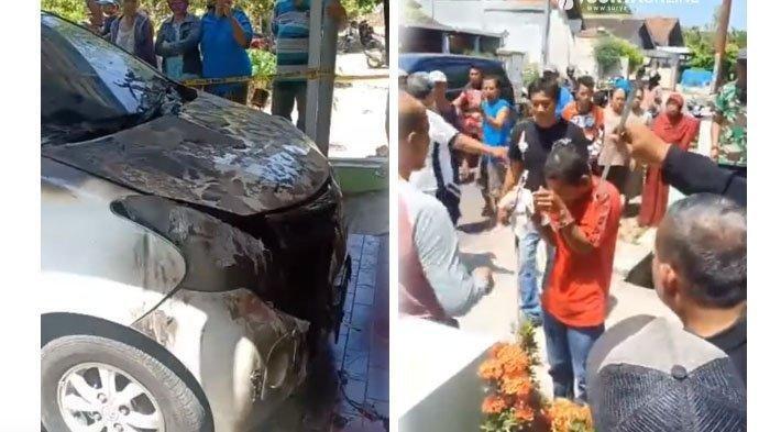 Kisah Cinta Lampung-Madiun 900 KM Berujung Penolakan, Pria Ini Pilih Bakar Mobil Orang!