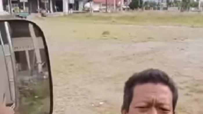 Viral Aksi Pemalakan Sopir Truk di Kayu Aro Kerinci