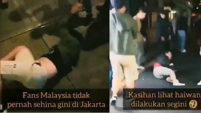 Darius Sinathrya Berang Suporter Indonesia Dipukuli Pendukung Malaysia, Ini Respon Menpora Malaysia