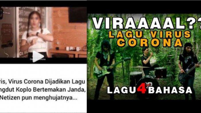 Cuma Indonesia dan Warga +62 Buat Virus Corona Tak Seseram Kata WHO, Sampai Dibuat Lagu Versi Koplo
