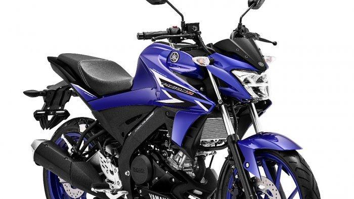 Vixion R Metallic Blue Tampil Semakin Gagah dan Sporty