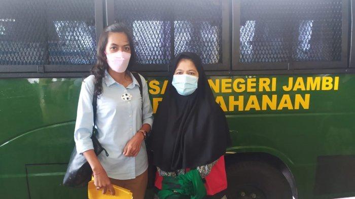 Tiba di Jambi, Viyoshi Terpidana Kasus Penipuan Langsung Dieksekusi ke Lapas Perempuan