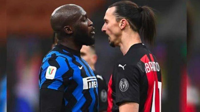 Inter Milan Hajar AC Milan 3 Gol Tanpa Balas, Nerazzurri Pimpin Klasemen Liga Italia