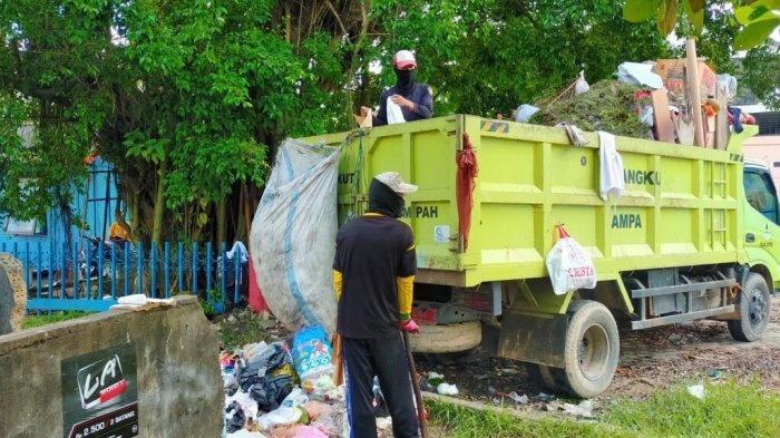Sampah di Kota Jambi Pada Libur Lebaran Meningkat 4-5 Persen per Hari