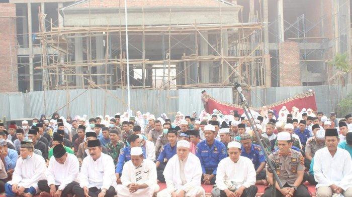 Wabup Amir Sakib Ajak Masyarakat Berdoa Bersama Minta Diturunkannya Hujan