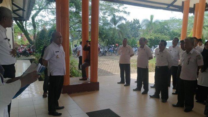 Selama Covid-19 Pejabat Eselon II Tanjabtim Diminta Menetap di Kabupaten Dipersilahkan Bawa Keluarga
