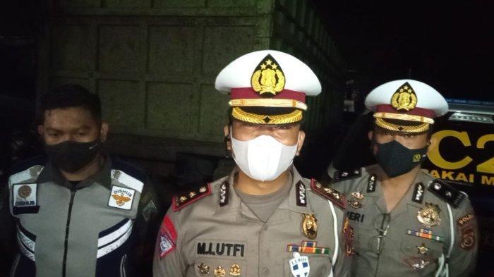 Hari Keempat Operasi Penindakan Polda Jambi dan Jajaran, Sopir Truk Batu Bara Mulai Ikut Aturan
