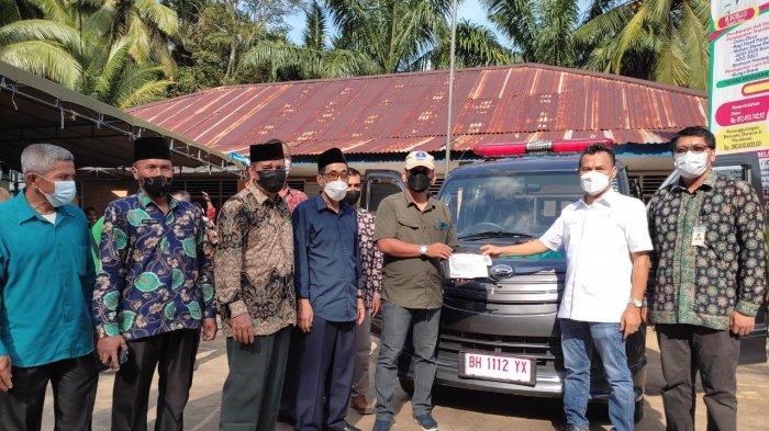 Wakil Bupati dan Anggota DPR RI Dampingi BI Menyalurkan Bantuan Bagi Masyarakat Batanghari