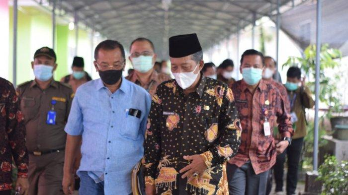 Peduli Lansia, Pemprov Jambi Lakukan Vaksinasi Massal di Panti Sosial Tresna Werdha Budi Luhur Jambi