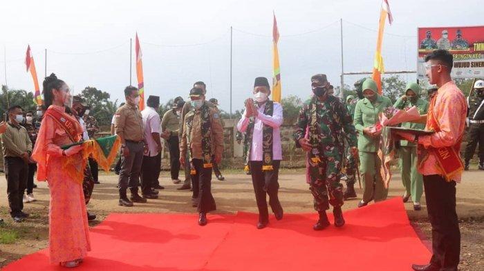 Abdullah Sani: TMMD Wujud Sinergitas Pemerintah Daerah dengan TNI Percepat Aklerasi Pembangunan