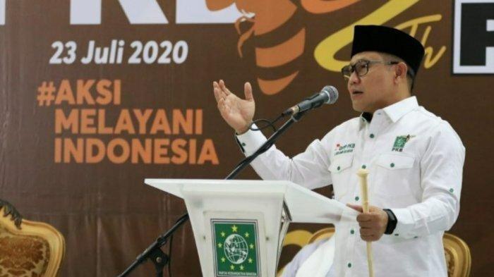 Wakil Ketua DPR RI A. Muhaimin Iskandar.