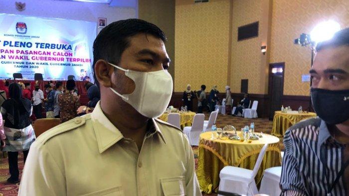 Wakil Ketua DPRD Provinsi Jambi Berharap Juni Ini Gubernur Jambi Terpilih Dapat Dilantik