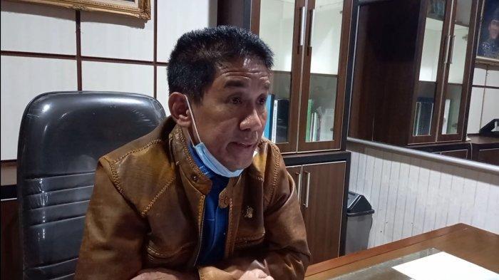 Pasca Ditetapkan Jadi Tersangka,Waka DPRD Tebo Syamsu Rizal Tak Ngantor