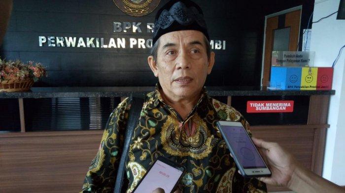 DPD RI Soroti Hasil Audit Kinerja BPK Terhadap Kinerja Pemerintah Daerah di Provinsi Jambi