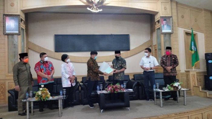 Wakil Menteri ATR/BPN Berkunjung ke Sarolangun, Cek Endra Minta Relokasi Izin Lahan untuk SAD