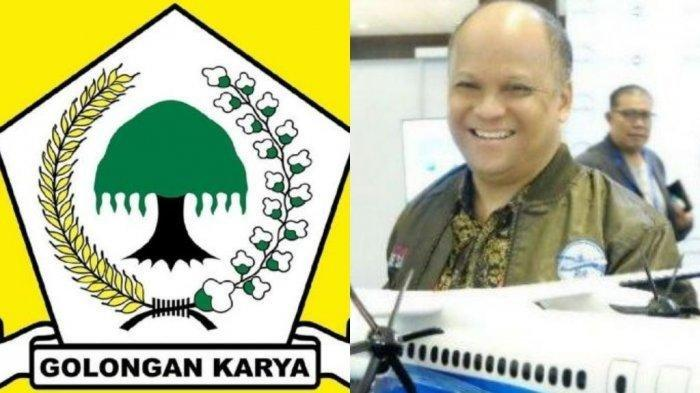 Putra Mantan Presiden Ini Bakal Jadi Menteri Jokowi Dari Partai Golkar, Bersaing dengan 11 Nama Lain