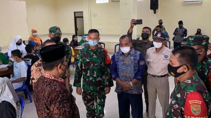 Wakil Wali Kota Jambi Tinjau Vaksinasi di IAIM