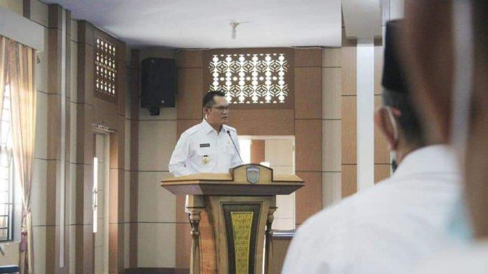 Wakil Wali Kota Sungai Penuh Alvia Santoni Sebut Penanganan Banjir Perlu Keseriusan