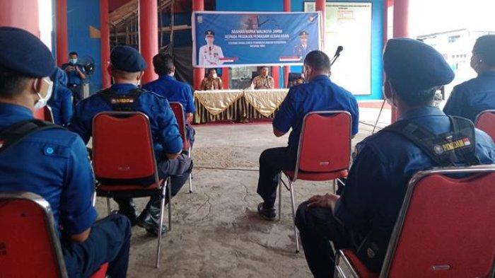 Kenaikan Gaji Non PNS di Dinas Damkar Kota Jambi Dapat Tanggapan, Fasha Beri Solusi Tunjangan