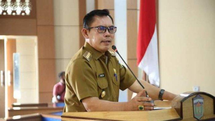 Wali Kota Sungai Penuh Ahmadi Zubir Minta Puskesmas Gencarkan Pelayanan Lansia