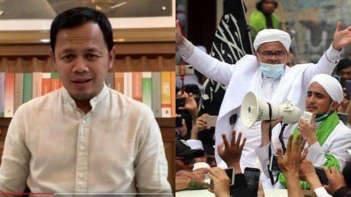 Wali Kota Bogor Bima Arya Sugiarto menanggapi soal kabar sakitnya Pimpinan Front Pembela Islam (FPI), Habib Rizieq Shihab di Rumah Sakit (RS) Ummi, Kota Bogor, Jawa Barat pada Rabu (25/11/2020).