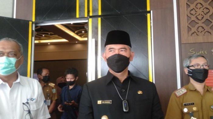 Wali Kota Jambi Sy Fasha Tanggapi Kabar M Subhi Kepala BPPRD Kota Jambi Ditetapkan Tersangka